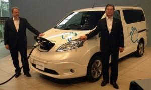 Nissan e-NV2000