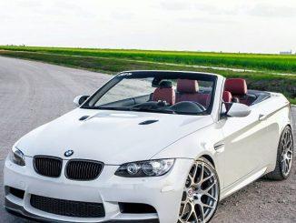 BMW M3 kabrioletas